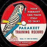 Parakeet Training Record