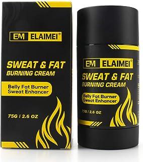 Roll-on Sweat Gel, Hot Gel, Fat Burners for Women Cream Belly and Men- Sweat Stick Workout Enhancer Sweat Gel (Odorless)