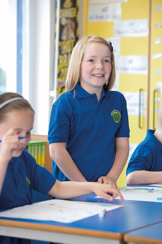 Jerzees Schoolgear Kids Hardwearing Polo Shirt