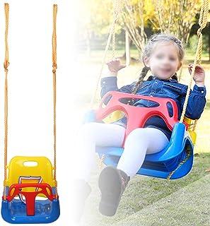 Eulbevoli Balançoire pour Tout-Petits, balançoire Ferme et Rigide pour bébé pour s'amuser