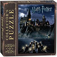 USAOPOLY World of Harry Potter 550Piece Jigsaw Puzzle | Art from Harry Potter & The Sorcerer's Stone Movie | Official...