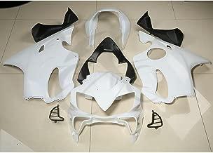 TCMT ABS Plastic INJECTION Unpainted White Motorcycle Fairing Bodywork Kit Fits For Honda CBR600F4I CBR 600 F4I 2004 2005 2006 2007