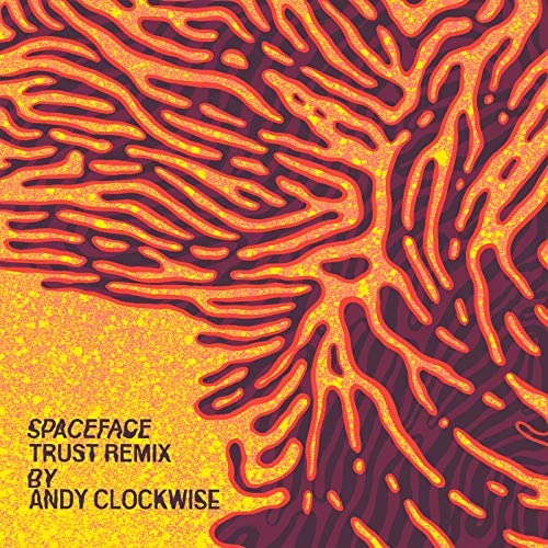 Spaceface & andy clockwise