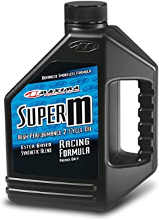 Maxima (20964)Super M 2-Stroke Premix Oil - 64 oz.