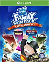 GREAT VALUE - Four classic titles in one bundle, providing hours of entertainment Play the Monopoly you know and love set in a beautiful 3D world - watch the board come to life RISK - Compete with players from around the world in this classic game of...