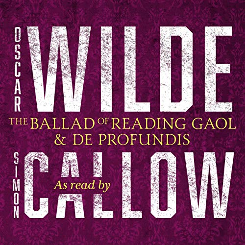 Ballad of Reading Gaol & De Profundis cover art
