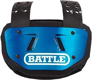 Best battle football back plate Reviews