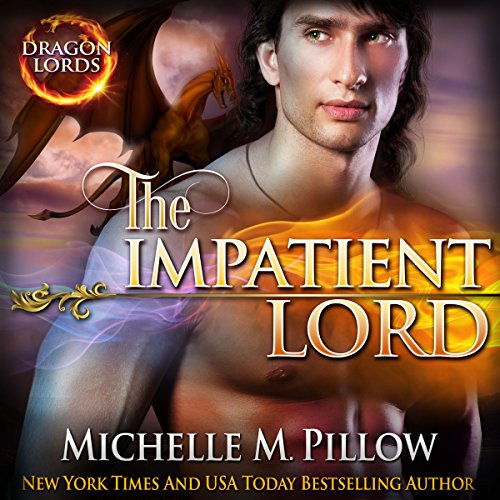 The Impatient Lord audiobook cover art
