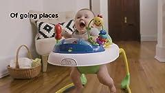 Amazon.com: Andador educativo Baby Einstein con juego de ...