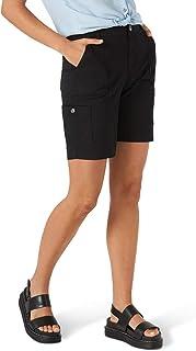 "Lee Women's Flex-to-Go 7 1/2"" Cargo Bermuda Short"