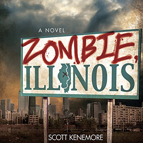 Zombie, Illinois audiobook cover art