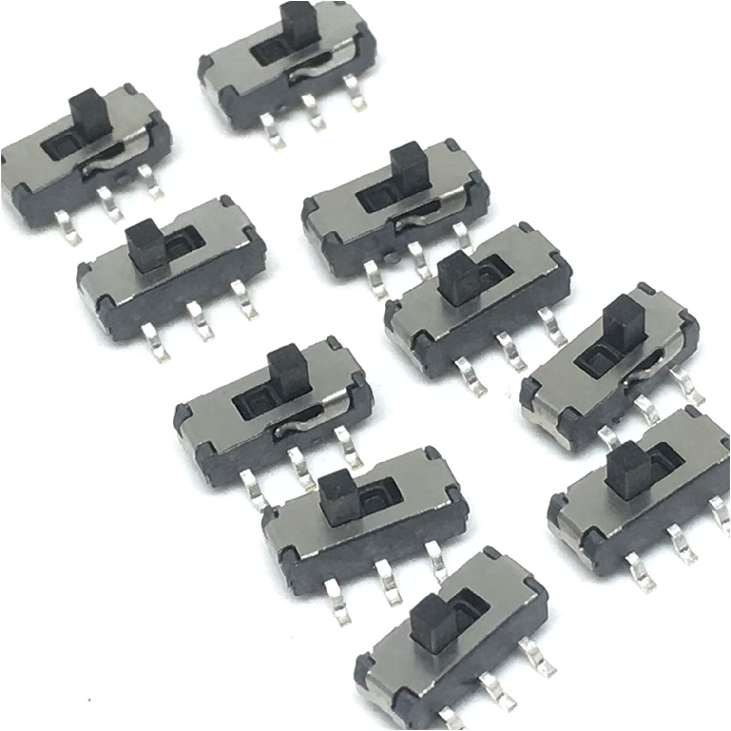 OFFicial mail order XIALITR Micro Switch 10Pcs MSS22D18 Cheap SALE Start SMT Slide SMD Mini Miniature