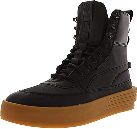 PUMA Mens x XO by The Weeknd Parallel Tactical Sneakers