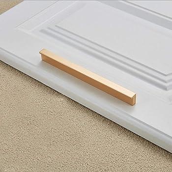 oxidaci/ón aluminio Tirador de aluminio para muebles de cocina 32 mm Negro Angela-homestyleTM