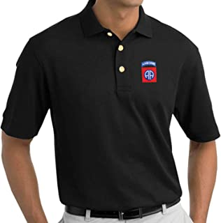 82nd airborne polo