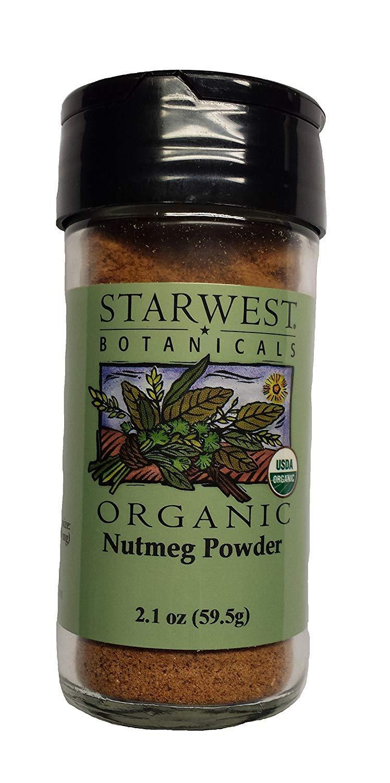 Nutmeg SALENEW very popular! Powder Max 58% OFF Organic