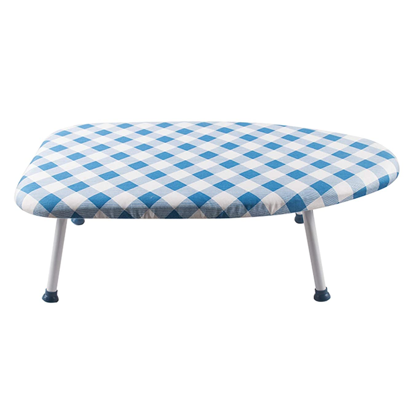 Berry Ave Tabletop Ironing Board – Table Ironing Board with Foldable Non-Slip Legs – Mini Ironing Board with Washable Cover – Portable Ironing Board That's Perfect to Travel with or Use Room to Room