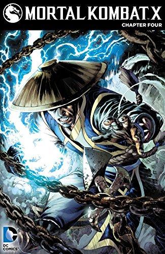 Mortal Kombat X (2015) #4 (Mortal Kombat X (2015-)) (English Edition)