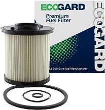 ECOGARD XF59201 Diesel Fuel Filter - Premium Replacement Fits Dodge Ram 2500, Ram 3500
