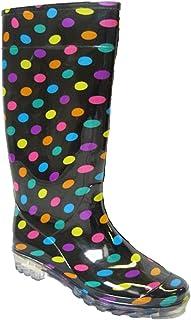 40 delle Donne delle Signore Stivali Neve Pioggia Festival Wellington Stivali Size EU : 37 38 39 41