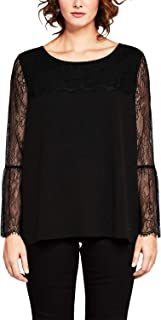 TRIANGLE Blouse Femme