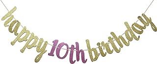 Best 10th birthday supplies Reviews