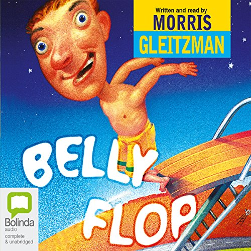 Belly Flop audiobook cover art