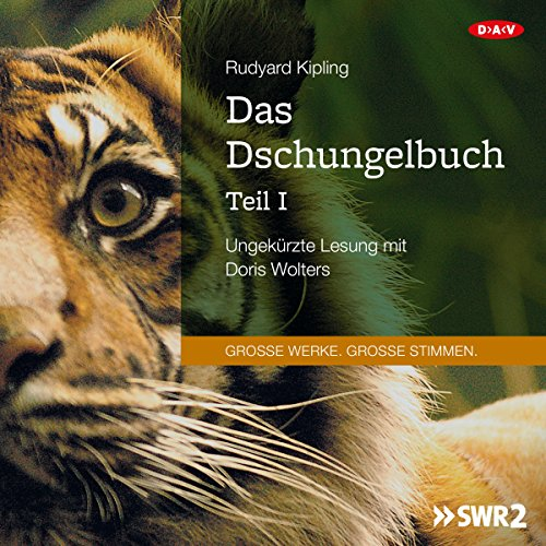 Das Dschungelbuch 1                   By:                                                                                                                                 Rudyard Kipling                               Narrated by:                                                                                                                                 Doris Wolters                      Length: 8 hrs and 20 mins     Not rated yet     Overall 0.0