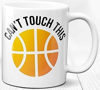 Taza de té de café de amor de baloncesto Taza de cerámica de regalo de atleta de 330 ml