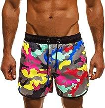 Shorts Herren Sommer Sport Camouflage Shorts Herren Stretch Bermuda Freizeit Hose baumwolle Vintage Pants Casual Schnelltrocknend Joggen Und Training Kurze Hose Strand Kurz Schwimmen Shorts S-XL