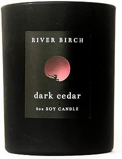lavender cedar candle