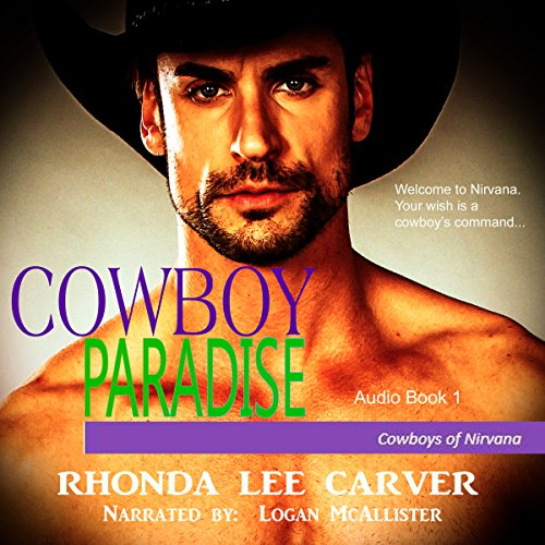Cowboy Paradise  By  cover art