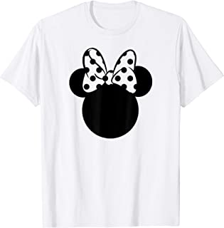 Disney Minnie Mouse Silhouette T-Shirt