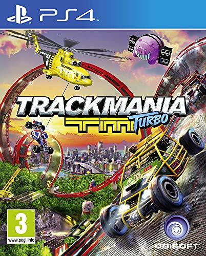 UBI Soft Trackmania Turbo PS4