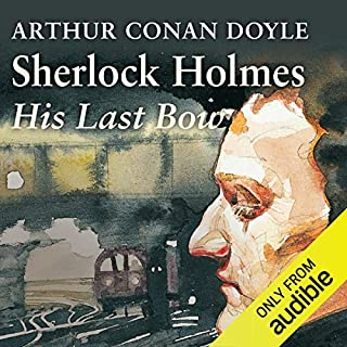 Sherlock Holmes: His Last Bow cover art