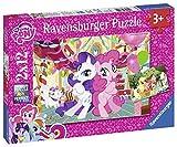 Ravensburger My Little Pony - Dos Rompecabezas de 24 Piezas, 26 x 18 cm 76000