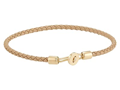 Miansai Nexus Leather Bracelet (Natural) Bracelet