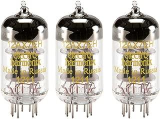 Electro-Harmonix 12AX7 / ECC83 Preamp Vacuum Tubes (Three Pack)