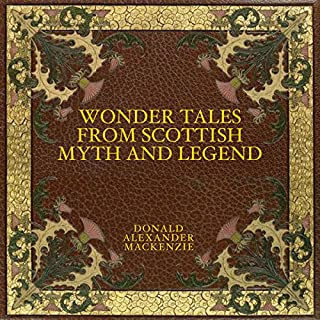 Wonder Tales from Scottish Myth and Legend cover art