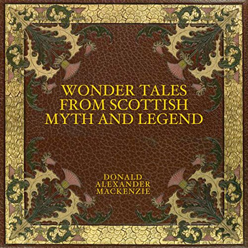 Wonder Tales from Scottish Myth and Legend Titelbild