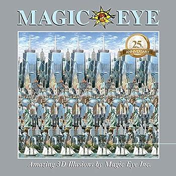 Magic Eye 25th Anniversary Book