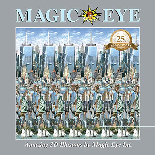Smith, C: Magic Eye 25th Anniversary Book