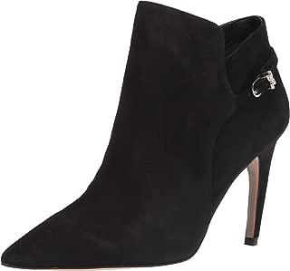 Fiora Black Suede Leather 8