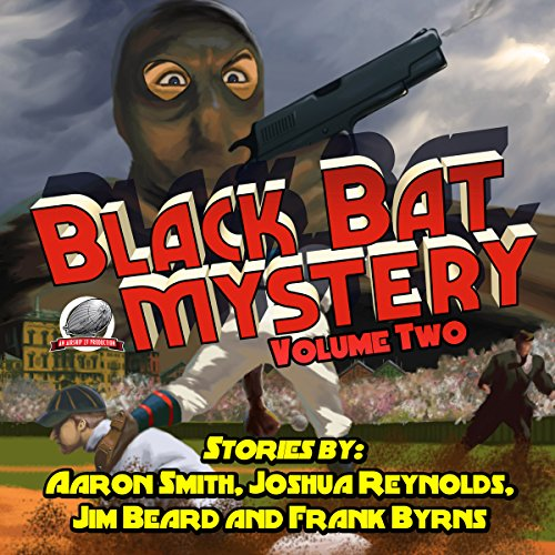 Black Bat Mysteries, Volume 2 cover art