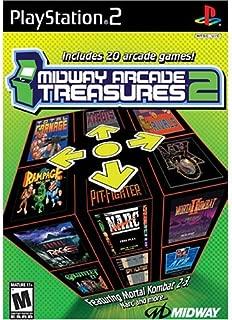 Midway Arcade Treasures 2 - PlayStation 2 (Renewed)