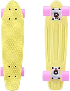 Vincent Full 22-inch Mini-Cruiser Skateboard with Sturdy Deck ??