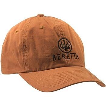 BERETTA Sanded Cap Tapa, Unisex Adulto, BC830091600411, Naranja ...