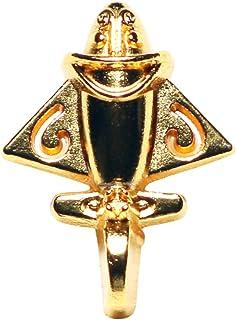 Pre Columbian 24k Gold Plated Lapel Pin   Ancient Columbian Airplane Gold Lapel Pin   Gold Lapel Pin Unisex Jewelry   Quimbaya Lapel Pin