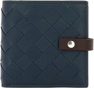 Luxury Fashion | Bottega Veneta Womens 574055VO0BH3145 Blue Wallet | Fall Winter 19