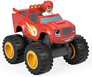 Fisher-Price Nickelodeon Blaze & The Monster Machines, Blaze & Aj Die-Cast, Multicolor